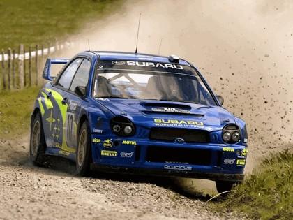 2002 Subaru Impreza WRC 237