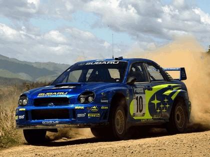 2002 Subaru Impreza WRC 238