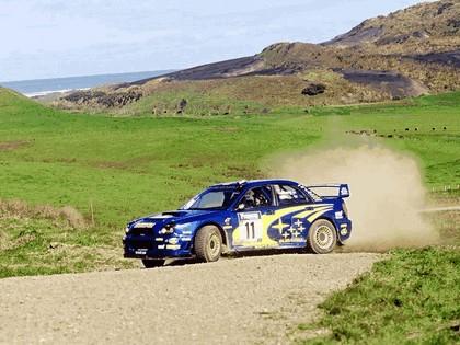 2002 Subaru Impreza WRC 242