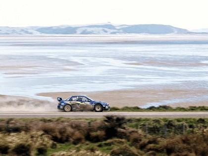 2002 Subaru Impreza WRC 244