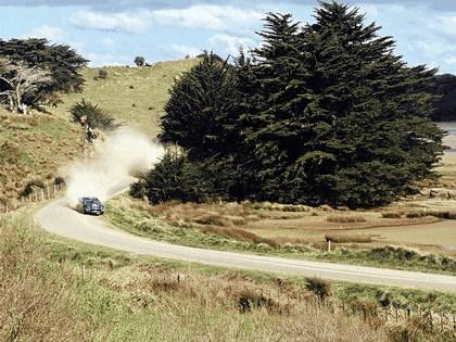 2002 Subaru Impreza WRC 245