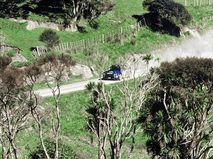 2002 Subaru Impreza WRC 246