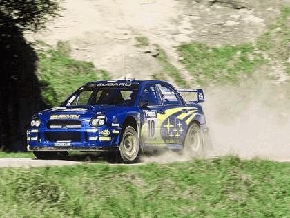 2002 Subaru Impreza WRC 249