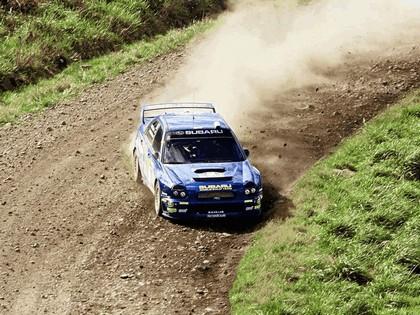 2002 Subaru Impreza WRC 251