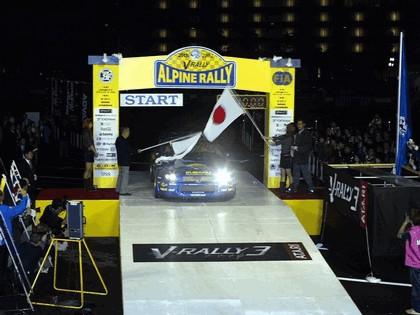 2002 Subaru Impreza WRC 252