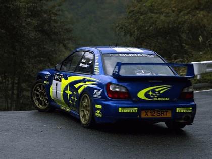 2002 Subaru Impreza WRC 253