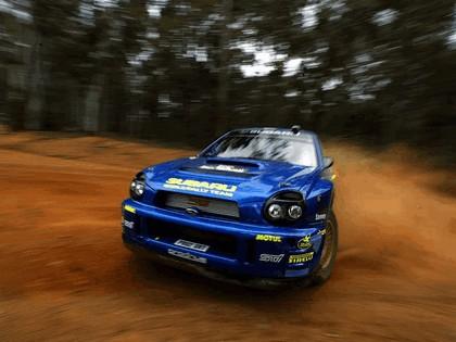 2002 Subaru Impreza WRC 255