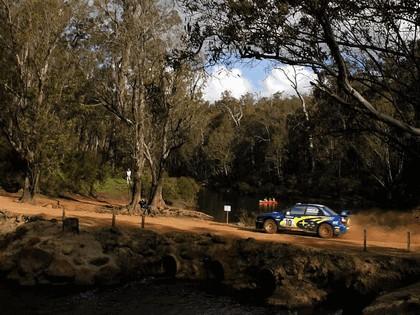 2002 Subaru Impreza WRC 257