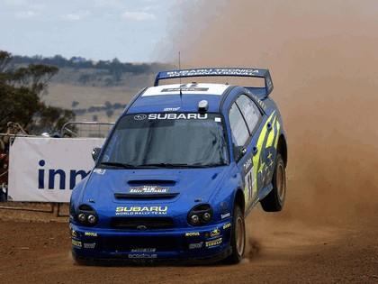 2002 Subaru Impreza WRC 259