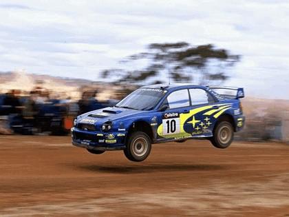 2002 Subaru Impreza WRC 265