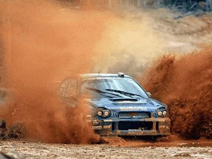 2002 Subaru Impreza WRC 266