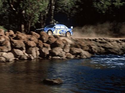 2002 Subaru Impreza WRC 273