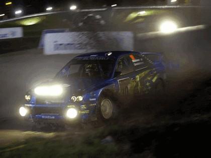 2002 Subaru Impreza WRC 277