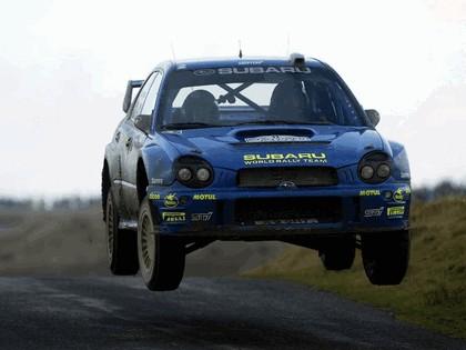 2002 Subaru Impreza WRC 280