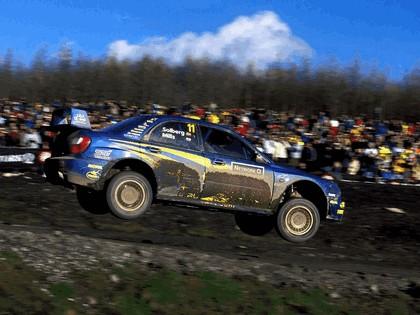 2002 Subaru Impreza WRC 281