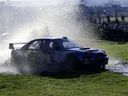 2002 Subaru Impreza WRC 282