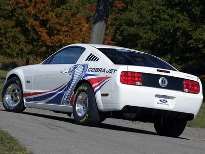 2008 Ford Mustang FR500 Cobra Jet 4