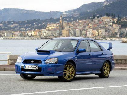 2002 Subaru Impreza WRX Sti 2