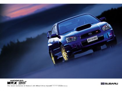 2002 Subaru Impreza WRX Sti 5