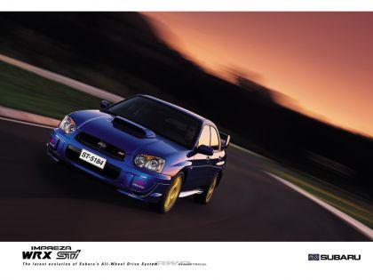 2002 Subaru Impreza WRX Sti 6