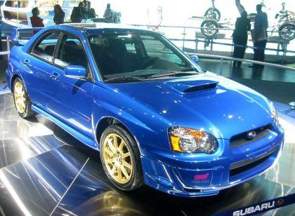 2002 Subaru Impreza WRX Sti 7