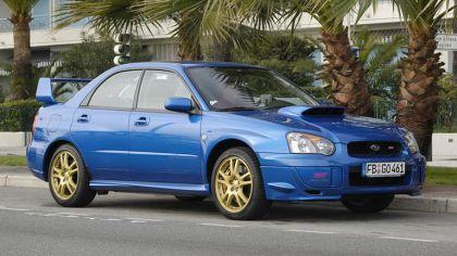 2002 Subaru Impreza WRX Sti 4