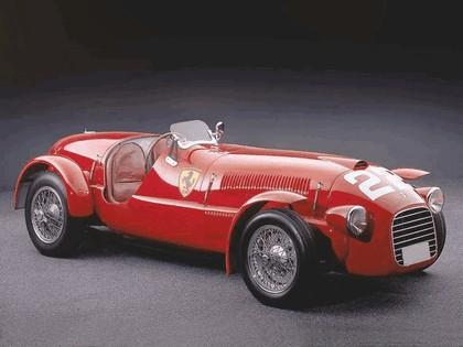 1948 Ferrari 166 spyder corsa 1