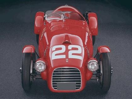 1948 Ferrari 166 spyder corsa 2