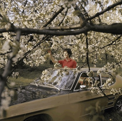 1969 Ford Capri mk1 5