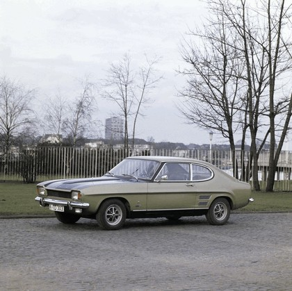 1969 Ford Capri mk1 10