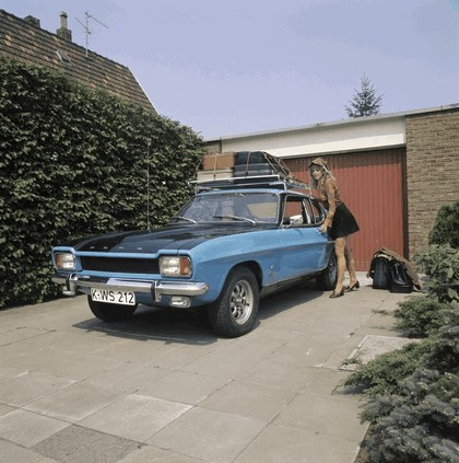 1969 Ford Capri mk1 11