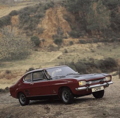 1969 Ford Capri mk1 12