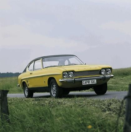 1972 Ford Capri mk1 1