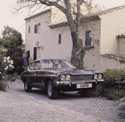 1972 Ford Capri mk1 4
