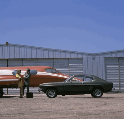 1972 Ford Capri mk1 8