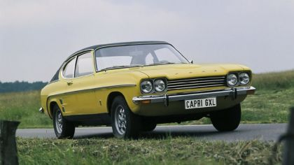 1972 Ford Capri mk1 3