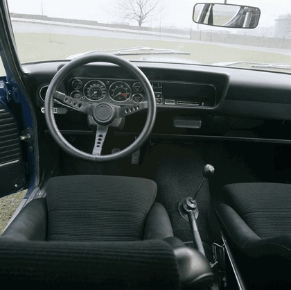 1972 Ford Capri mk1 RS 3