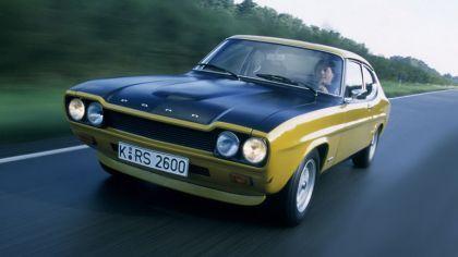 1972 Ford Capri mk1 RS 8