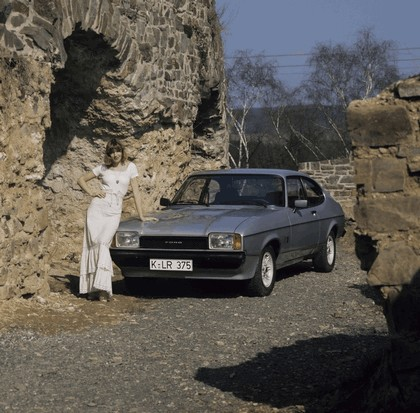 1974 Ford Capri mk2 3