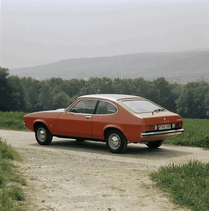 1974 Ford Capri mk2 5