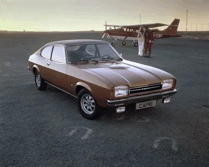 1974 Ford Capri mk2 12