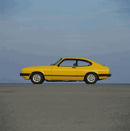 1977 Ford Capri mk3 2