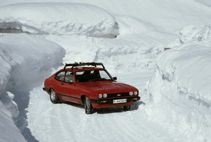 1977 Ford Capri mk3 16
