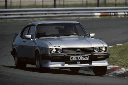 1977 Ford Capri mk3 20