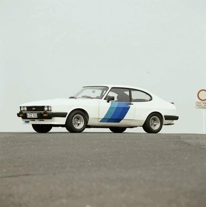 1977 Ford Capri mk3 22