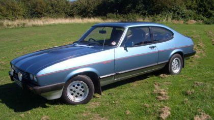 1982 Ford Capri mk3 6