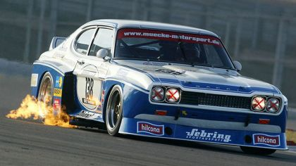 1974 Ford Capri RS Gr.4 1