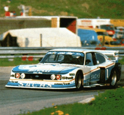 1981 Ford Capri Turbo Gr.5 7