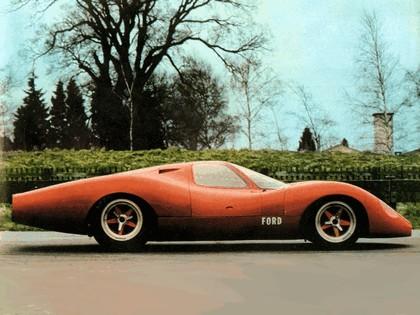 1968 Ford F3L P68 prototype 1