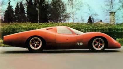 1968 Ford F3L P68 prototype 2